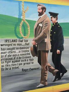 Roger Casement Irish American, American Women, American Art, American History, Roger Casement, Ireland 1916, Northern Ireland Troubles, Irish Independence, Irish Republican Army