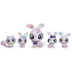Littlest Pet Shop Surprise Families Mini Pet Pack (Bunnies) Doll Littlest Pet Shop http://www.amazon.com/dp/B00SOI53LQ/ref=cm_sw_r_pi_dp_zr1Xwb1CADJZP