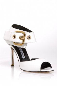 chaussures Manolo Blahnik printemps été 2012