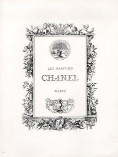 Chanel (Perfumes) 1946