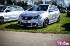Volkswagen polo 9n3 GTI 2006 in Grey BHP: 370 (with printout) done at rtech (best tuner for the 1.8