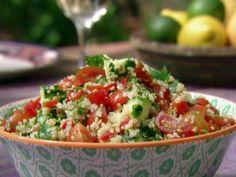 Tabule de Quinoa - Food Network