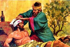 It's interesting how the Jews & the Samaritans didn't associate w/ each other & rather looked down on one another Yet, Our Jesus used a parable of a Samaritan showing true love, the love God has for us, to care for a Jewish man left on the road to die. Two different peoples who had a past that connected them but a present that disconnected them, were brought together again by Jesus to show what loving thy neighbor truly meant. Just as he did then, Jesus brings us together w/one another…