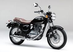 Kawasaki Estrella.