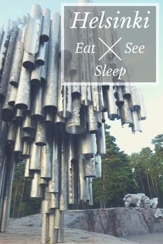 Eat + See + Sleep in Helsinki