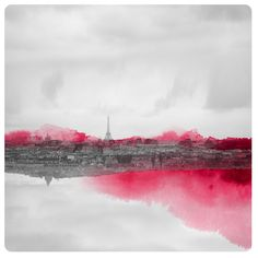 Watercolor Photography by Fabienne Rivory | You, Me & Charlie