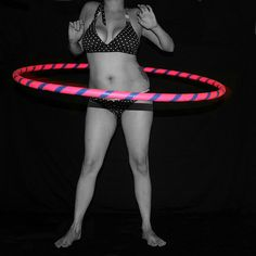 Cross-training for Derby – 5 Fun Things To Help You Become A Badass TrebleMaker909. Hoop for Derby!