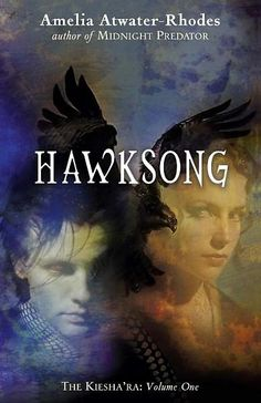 book one in the Kiesha'Ra series. A series about a war between snake and bird shapeshifters.