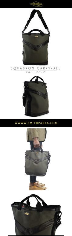 The Squadron Carry All is a updated take on a vintage military supply bag. The leather chevron inset is inspired from vintage Air Force rank insignias.  #menstyle #man  #cool# weheartit #streetwear #fashionable #fresh #gentleman  #clothing #model #look#style #styles #fashionblogger #Fashiongram#Styleblog#Ootdmen#Bespoke#Menstyle#style#Mensstreetstyle#mensbag#mensaccessory#handmade #mensfashion #bag # #madeinnewyork #shopsmall #leathergoods #menswallet #stylegram #stylemen