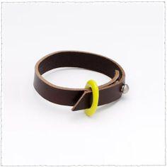 Bracelet / lime