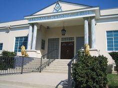 Glendale Masonic Center, Glendale, CA