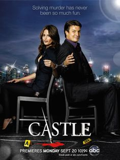Castle is such a great show!  So funny and addicting that if you start watching it you can't stop.  So...watch it!! :)