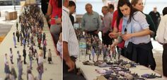 Entire Spanish Village of 318 People are Turned into 3D Printed Statues http://3dprint.com/60784/spain-grupo-sicnova-3d-printed-miniatures/…