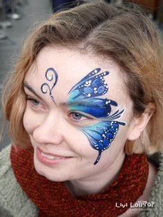 Butterfly by the great Livi Lollipop-UK