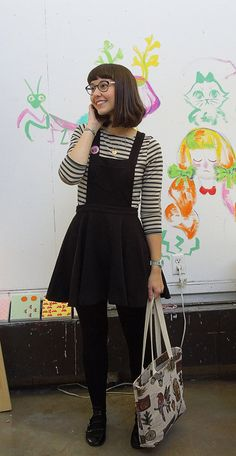 I spotted this outstanding outfit on the ModCloth Style Gallery. You can view, love, and share your own fashionable photos with the ModCloth community, too!