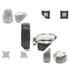 Selección de pendientes Luxeli de #plata que consideramos 'básicos'. www.luxeli.com