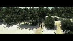 Meeru Island Resort & Spa- From above