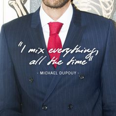 Tommy Hilfiger and The Coveteur have joined forces to capture the style of French style author Michael Dupouy.