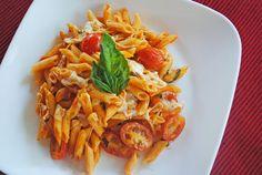 Caprese Pasta from @ Juanita's Cocina