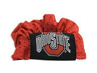 Buy Little Earth Hair Twist Apparel & Accessories Novelties and other Ohio State Buckeyes products at OhioStateBuckeyes.com