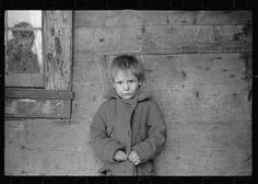 Daughter of George Blizzard, coal miner, Kempton, West Virginia