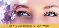 If you have #BlurredVision and feeling of a film over the eyes, then try these natural remedies
