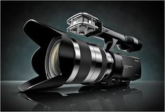 SONY NEX-VG20 | INTERCHANGEABLE LENS CAMCORDER Another angle $5,300