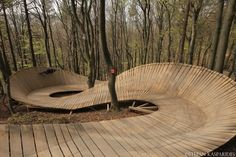 55 Ideas For Mountain Bike Trails Paths Green Architecture, Amazing Architecture, Landscape Architecture, Landscape Design, Mountain Biking, Mtb Trails, Bike Parking, Skate Park, Beautiful Buildings