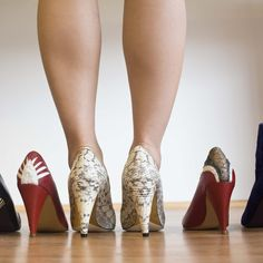 Good to know! 4 Important Exercises Every High-Heel Wearer Should Do