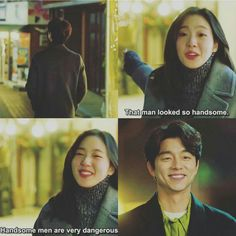 Goblin :The Lonely and Great God Episode and Ji Eun Tak K Drama, Drama Fever, Korean Celebrities, Celebs, Goblin Korean Drama, Ji Eun Tak, Goblin Kdrama, Kwon Hyuk, Kim Go Eun