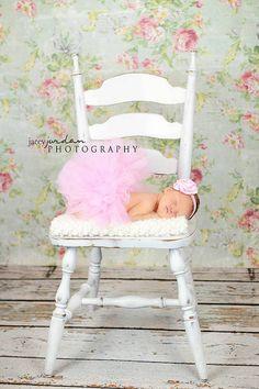 pink tulle tutu, matching headband, newborn photo prop, newborn tutu ,baby gift, newborn picture outfit on Etsy, $28.00