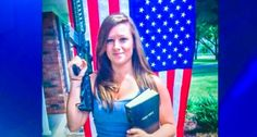 Gun-toting Christian mom admits to cheating on combat vet husband with Tea Party staffer. Because family values.