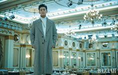Joo Ji Hoon For Harper's Bazaar | Couch Kimchi