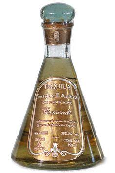 sangre azteca reposado tequila