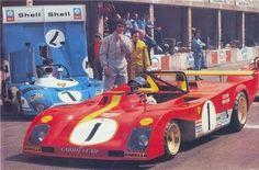 1000 Kms. of Monza. Ferrari