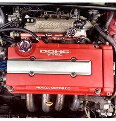 Honda DOHC Vtec Jackson's Racing Super Charger