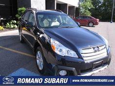 2013 Subaru Outback, 9,972 miles, $27,900.