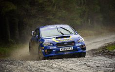 Higgins and Drew - Wales Rally GB
