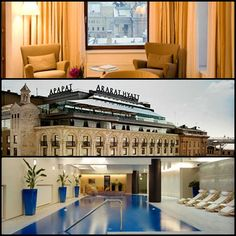 Top 5 Luxury Hotels in Moscow | The Luxury Post