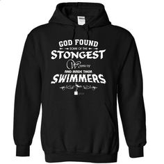 Strongest Swimmers women - #tumblr tee #cardigan sweater. I WANT THIS => https://www.sunfrog.com/LifeStyle/Strongest-Swimmers-women-4911-Black-19279861-Hoodie.html?68278