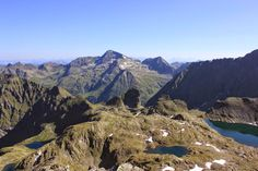 Gipfelerlebnisse, Wasser & atemberaubende Ausblicke: Der Schladminger Tauern Höhenweg: http://www.weitwanderwege.com/schladming-tauern-hohenweg-klafferkessel-weitwandern-steiermark/  (c) Bild: Schladming-Dachstein #wandern #weitwandern #trekking #schladming #steiermark #schladmingertauern #höhenwege