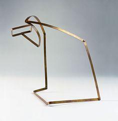 Gyula Kosice Escultura articulada, 1946 Lights Artist, Latin America, American Artists, Sculpture, Mirror, The Originals, Drawings, Electric, Studio