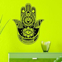 Multiple Variations of High Quality Buddhist and Hindu Wall Stickers.