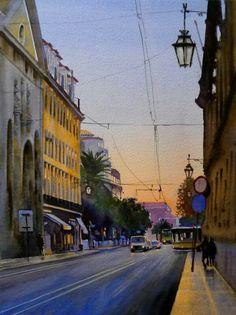 A luz de Lisboa -António Bártolo