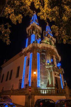 Igreja de N. Sra. da Consolação e Santos Passos, Guimarães