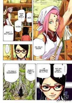 I can't believe naruto is done! And the last chapter was just awesome Im really happy that I followed this manga till the end.... Man so much feels!!! :')