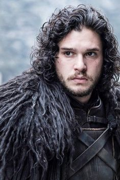 This New 'Game Of Thrones' Theory On Jon Snow Changes Everything~ Is winter coming...because we just got chills! Ha!