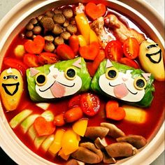 Yokai watch NABE