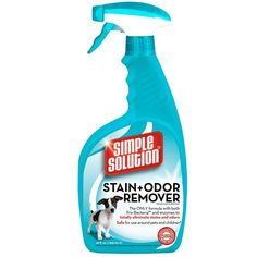 Simple Solution Pet Stain and Odor Remover, 32 oz -- Check out the image by visiting the link. (This is an affiliate link) #CatCare