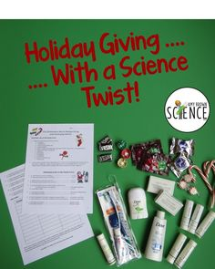 Free holiday dichotomous classification key.  Students learn or practice how to use a classification key while participating in a community service project.